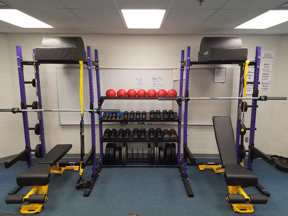 One Dual Half Rack system can serve 8 10